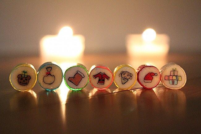 Caramelos personalizados (Fuente: Papa Bubble)