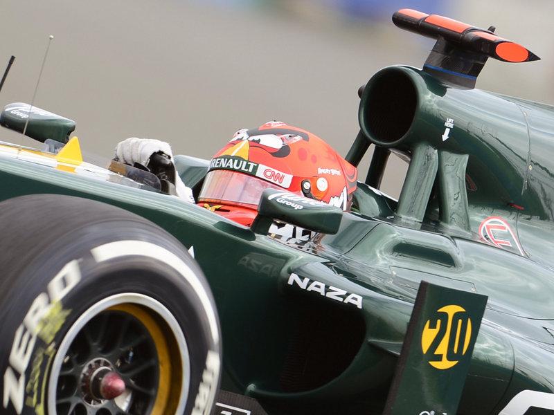 Caterham y Marussia, las cenicientas del podio de la Formula 1 en social media