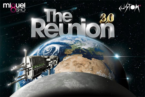 The Reunion 3.0: La nave del tiempo ha regresado