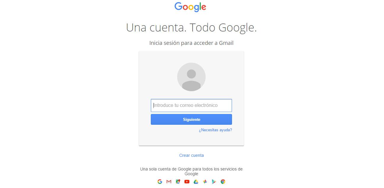¿Por qué tener una cuenta de Gmail?