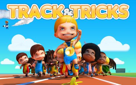 Track & Tricks, el juego de las Olimpiadas made in Spain