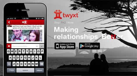 Twytx, el espacio social reducido a la mínima expresión
